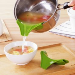 Silicone Funnel for Pans & Pots