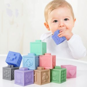 Soft Building Blocks Toy