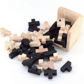 Cube Puzzle Toy