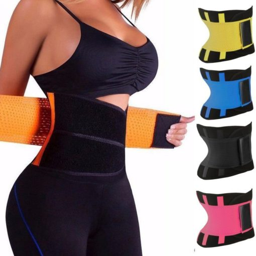 Workout Belt Slimming Waist Trainer