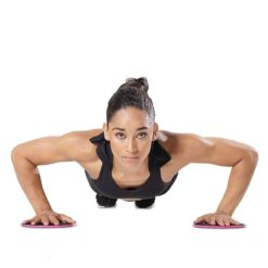 Core Workout Sliders