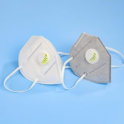 KN95 Face Masks White and Grey