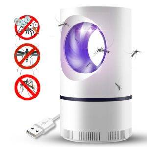 LED Mosquito Light Trap com USB