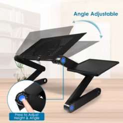 Adjustable Computer Stand and Lap Desk