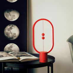 Magnetic Levitation LED Light Table Lamp
