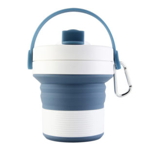 Portable Collapsible Silicone Folding Coffee Cup